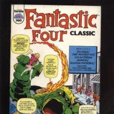 Cómics: FANTASTIC FOUR CLASSIC COMPLETA . Lote 26004089