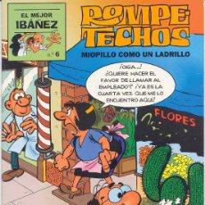 Cómics: ROMPETECHOS. Lote 107270299
