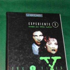 Cómics: EXPEDIENTE X - COMPLETO - LA VANGUARDIA - SIN ENCUADERNAR. Lote 22470718