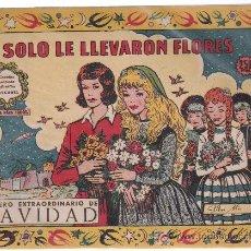 Cómics: CASCABEL.CUENTOS GRÁFICOS INFANTILES.EXTRA NAVIDAD (1959) Nº 183. SIN ABRIR.¡IMPECABLE!. Lote 27016330