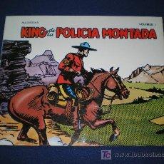 Cómics: KING DE LA POLICIA MONTADA. VOL. I - ALLEN DEAN - EDICIONES B.O - ***MUY NUEVO***. Lote 10064068