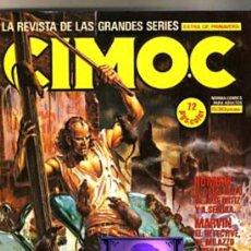 Cómics: COMIC CIMOC EXTRA PRIMAVERA 1983 FANTASÍA RETAPADO Nº 25, 26 Y 27. Lote 40906120