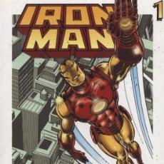 Cómics: IRON MAN 1. COLECCIÓN GRANDES HÉROES DEL CÓMIC. 194 PÁGINAS.. Lote 23929147