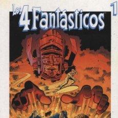 Cómics: LOS 4 FANTÁSTICOS 1. COLECCIÓN GRANDES HÉROES DEL CÓMIC. 194 PÁGINAS.. Lote 23929161