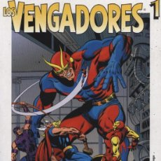 Cómics: LOS VENGADORES 1. COLECCIÓN GRANDES HÉROES DEL CÓMIC. 194 PÁGINAS.. Lote 10194729