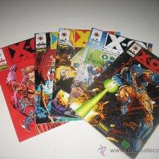Cómics: X-O MANOWAR-NºS.0-2-3-4 Y 5. Lote 25392475