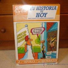 Cómics: FORGES - TU HISTORIA DE HOY Nº 3 - AÑO 1988. Lote 10241099