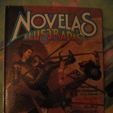 Cómics: NOVELAS ILUSTRADAS. Lote 26118585