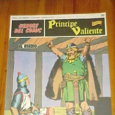 Cómics: PRINCIPE VALIENTE. Nº 90. EL ASEDIO. HEROES DEL COMIC. BURU LAN COMICS. 1973. *. Lote 10256575