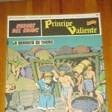 Cómics: PRINCIPE VALIENTE. Nº 91. LA DERROTA DE THORIC. HEROES DEL COMIC. BURU LAN COMICS. 1973. *. Lote 10256629