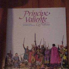 Cómics: PRINCIPE VALIENTE. LA PROFECIA. ILUSTRACIONES DE HAROLD R. FOSTER. BURULAN. 1983. *. Lote 10256934