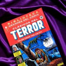 Cómics: CLASICOS DEL TERROR Nº 1. Lote 26675477