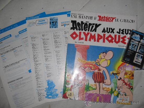 ASTERIX Y LOS JUEGOS OLIMPICOS (Tebeos y Comics Pendientes de Clasificar)