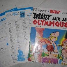 Cómics: ASTERIX Y LOS JUEGOS OLIMPICOS. Lote 26524439