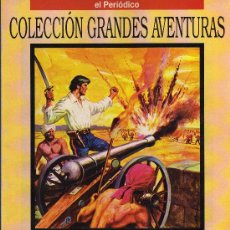 Cómics: AVENTURAS DEL CAPITÁN CORCORÁN - A. ASSOLLANT - COL. GRANDES AVENTURAS Nº 21 VOL. 4 - EL PERIODICO. Lote 10321730