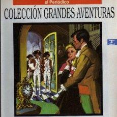 Cómics: HISTORIA DE DOS CIUDADES - C. DICKENS - COL. GRANDES AVENTURAS Nº 4 VOL. 2 - EL PERIODICO. Lote 10322367