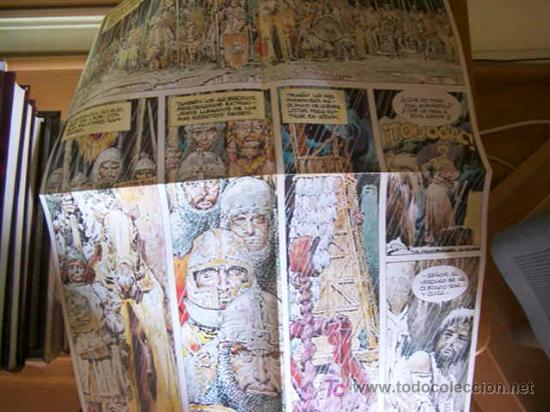 Cómics: HISTORIA DE LOS COMICS. COLECCION COMPLETA DE 48 EJEMPLARES.4 ANEXOS PARA ENCUADERNAR (COIB106) - Foto 11 - 26294202