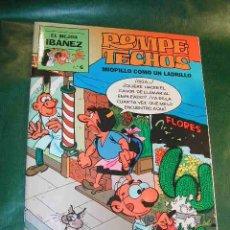Cómics: EL MEJOR IBAÑEZ N.6 MIOPILLO COMO UN LADRILLO (ROMPETECHOS). Lote 10445761
