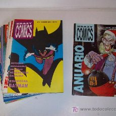 Cómics: LOTE 14 EJEMPLARES DE KRAZY COMICS. Lote 18799061