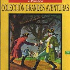 Cómics: DICK TURPIN - CH. C. HARRISON - COL. GRANDES AVENTURAS - Nº 12 VOL. 1 - EL PERIODICO. Lote 10501571