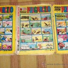 Cómics: PULGARCITO 1941 1960 1976 2013 2049 2095 2125 2144 2174 2194 2245 2400 2406 2418 2449.. Lote 15798409