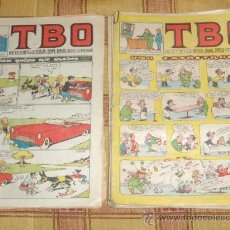 Cómics: TBO NºS 172 185 210 249 250 252 257 261 311 BUIGAS 1958. 2 PTS. TAMBIÉN SUELTOS.. Lote 12861107