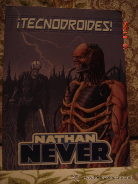 NATHAN NEVER (Tebeos y Comics - Comics Colecciones y Lotes Avanzados)
