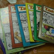 Cómics: TARZAN COMPLETA DEL 0 AL 7 . Lote 10818499