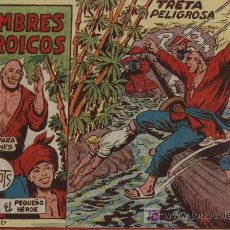 Cómics: HOMBRES HEROICOS. Nº 9 ¡IMPECABLE!. Lote 17051637