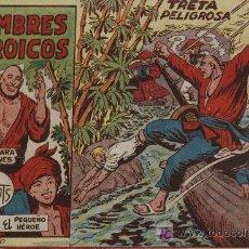 Cómics: HOMBRES HEROICOS. Nº 9. Lote 18064731