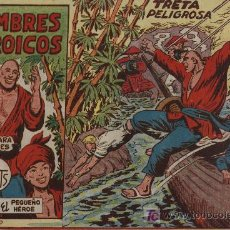 Cómics: HOMBRES HEROICOS. Nº 9 ¡IMPECABLE!. Lote 18064732