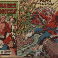 Cómics: HOMBRES HEROICOS. Nº 9 ¡IMPECABLE!. Lote 81994548