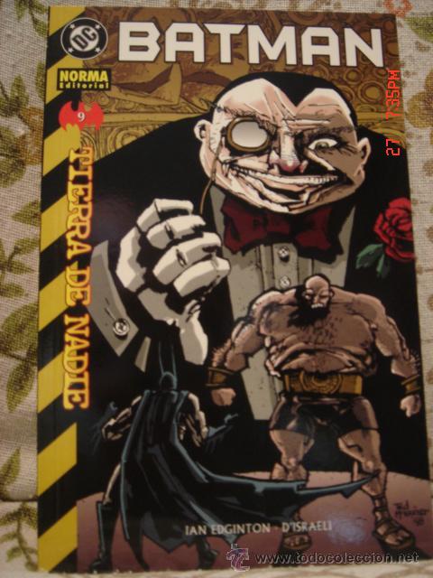 Cómics: BATMAN tierra de nadie - Foto 4 - 10885710