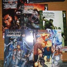 Comics : SPECIAL ULTIMATES ¡¡ COMPLETA 5 NUMEROS ! CON ULTIMATE FANTASTIC FOUR Y ULTIMATE X-MEN / PANINI. Lote 36106216