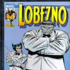 Comics: LOBEZNO TOMO ENCUADERNADO (PLANETA-DEAGOSTINI/FORUM/PANINI) VARIADO. Lote 27225888