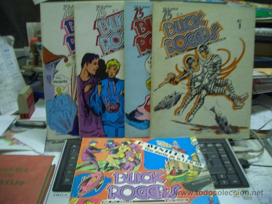 BUCK ROGERS COMPLETA (Tebeos y Comics - Comics Colecciones y Lotes Avanzados)