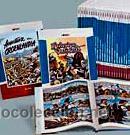 LOTE COMIC EDITADOS POR EL PAIS 2005. 17 VOLUMENES. PERFECTOS. TAPA DURA, ENVIO 10 € (Tebeos y Comics Pendientes de Clasificar)