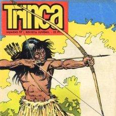 Cómics: TRINCA, Nº 57. EDITORIAL DONCEL, 1973. (FALTAN PÁGINAS 49 Y 50). Lote 12962258