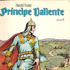 Comics : PRÍNCIPE VALIENTE EDICIONES B.O. Nº 5 1978. Lote 20044145