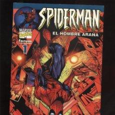 Cómics: SPIDERMAN EL HOMBRE ARAÑA LOTE DEL 1 AL 23. Lote 26293332