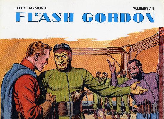 FLASH GORDON Nº8 (EDICIONES B.O., 1978) ALEX RAYMOND (Tebeos y Comics Pendientes de Clasificar)
