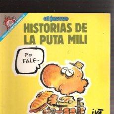 Cómics: HISTORIAS DE LA PUTA MILI. Lote 11906897