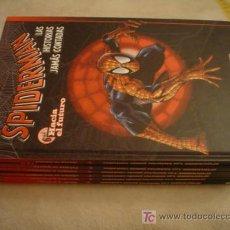 Cómics: SPIDERMAN: LAS HISTORIAS JAMÁS CONTADAS. 6 TOMOS ¡¡COMPLETA!! . Lote 25856080