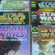 Cómics: STAR WARS COLECCION 6 (6 DE 6) COMICS IMPERIO OSCURO II EDITORIAL NORMA COMIC BOOKS AÑO 1995. Lote 27382432
