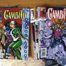 Cómics: GAMBITO VOL. 3 ¡ LOTE 8 NUMEROS ! MARVEL - FORUM / POSIBILIDAD DE NUMEROS SUELTOS. Lote 62804335