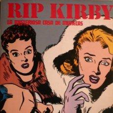 Cómics: RIP KIRBY / LA MISTERIOSA CASA DE MUÑECAS. Lote 29730318