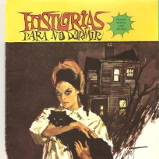 Cómics: HISTORIAS PARA NO DORMIR-LA MUCHACHA DEL MAS ALLA.Nº 4.SEMIC1966.. Lote 156296276