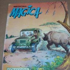 Cómics: COLECCION AVENTURAS EDITORIAL GAVIOTA Nº 4 MEDICINA MAGICA . Lote 22274111