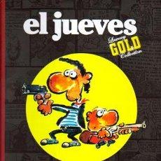 Cómics: EL JUEVES LUXURY GOLD COLLECTION (RBA - EL JUEVES ) ORIGINAL 2008 LOTE. Lote 26481096