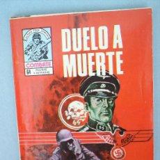 Cómics: COMBATE N.210-1980-PRODUCCIONES EDITORIALES. Lote 12393230